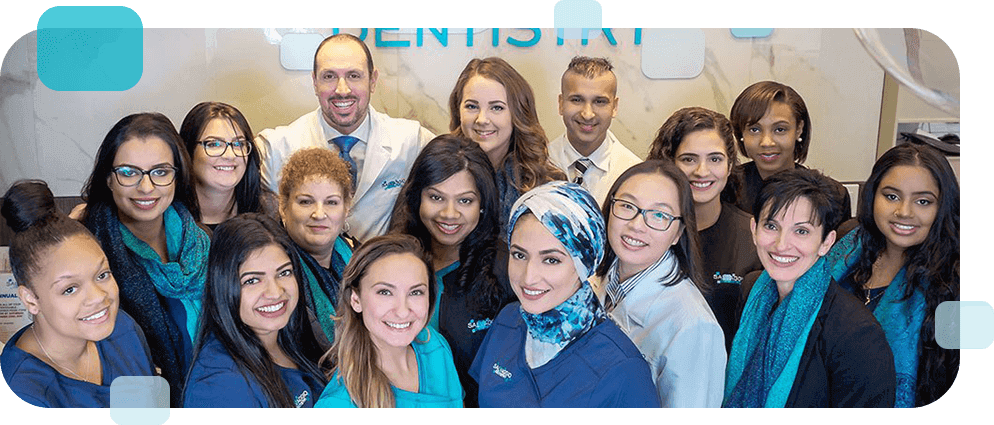 Salvaggio Dentistry team