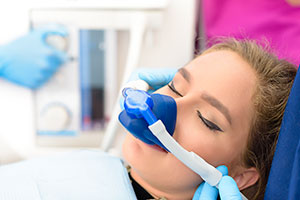 laughing gas dentist in brampton nitrous oxide